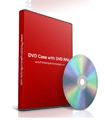 DVD Case With DVD in Front